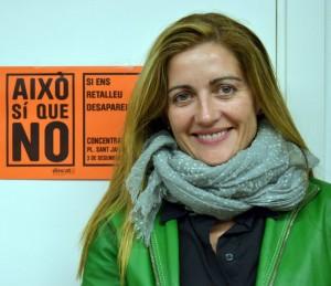 Rosa Cadenas, presidenta de la Dincat. Imatge: Taula d'Entitats del Tercer Sector Social de Catalunya